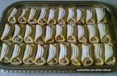 Sladké vianočné rolky plnené orechovou zmesou si zamilujete a sú jednoduché na prípravu   Chillin.sk