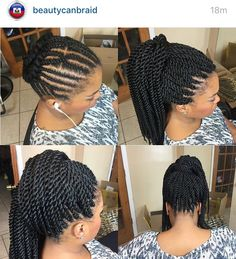 Crochet by beauty can braid via ig