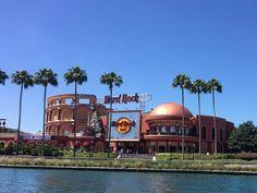 Hard Rock Cafe Orlando no CityWalk