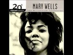 ▶25. MARY WELLS - MY GUY (1964) WELL'S SWAN SONG AT MOTOWN, BUT WHAT A WAY TO GO OUT - A NUMBER ONE SONG!