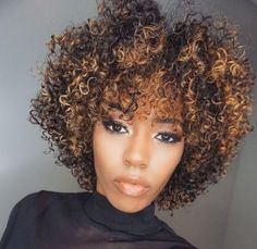 58 Ideas for hair curly blonde natural curls beauty Dyed Natural Hair, Pelo Natural, Natural Curls, Natural Hair Care, Dyed Hair, Natural Hair Styles, Pelo Afro, Colored Curly Hair, Natural Hair Inspiration