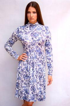 Romantika, modern vonalak, stílus, és nőiesség? Mindez egy női ruhában, egyszerűen. High Neck Dress, Street Style, Modern, Dresses, Fashion, Turtleneck Dress, Vestidos, Moda, Trendy Tree