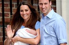 Kate Middleton Wears Jenny Packham to Present the Royal Baby