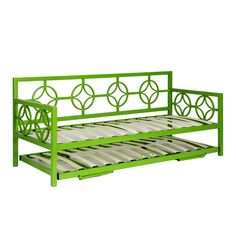 Medallion Daybed (Joss & Main)- with trundle for sleeping porch at the lake