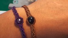 ( 3 ) ( français ) Tutoriel (Bracelet Chaînes avec Accessoire ) / Las3Ra...