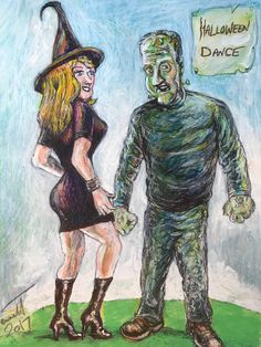 Dance 2015, Halloween Dance, Old West, Horror Art, Zombies, Fantasy Art, Sci Fi, Comic Books, Science Fiction