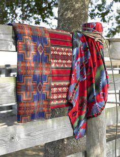 Rockmount Ranch Wear Blankets