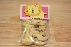 @Lindsay Fisher I / we can make toppers like these for animal cookies :)
