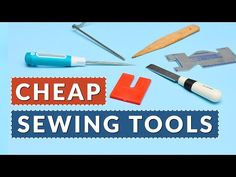 10 Best Sewing Tools Under $10: How To Save on Sewing - YouTube
