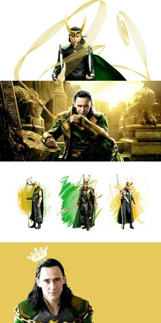 I need to get off this planet.#Loki