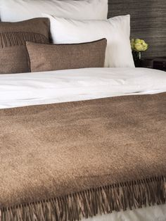Balmuir super soft and powdery feel washed percale bed linen available at www.balmuir.com/shop