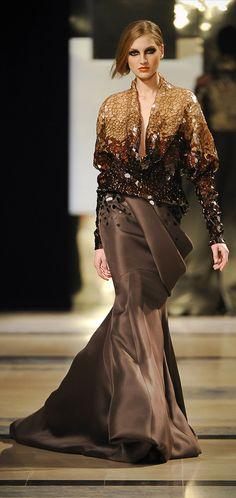 Stéphane Rolland 2011 Haute Couture S/S Paris