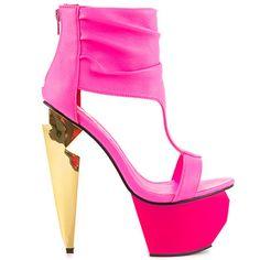 Zeta - Neon Pink by Privileged