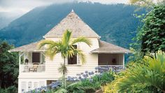 Strawberry Hill: High in Jamaica's Blue Mountains, Strawberry Hill has just 14 Georgian-style cottages.