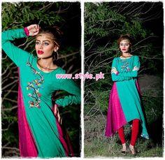 Annus Abrar Formal Wear Collection 2013 For Winter