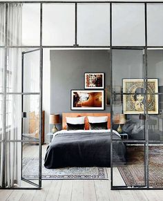 internal crittall doors - Google Search