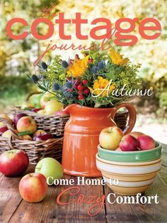 57 best the cottage journal covers images on pinterest in 2018 rh pinterest com