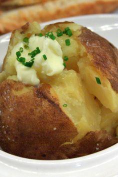 The Baked Potato Recipe