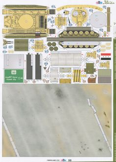 M1A1 Abrams VS T-72 pt.2 Paper Aircraft, T 72, Cardboard Design, Model Tanks, Paper Birds, Ww2 Tanks, Oragami, Paper Folding, Jumping Jacks