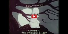 """This Vintage """"Casper"""" Cartoon Will Make You Shed So Many Tears - GoodHousekeeping.com"""