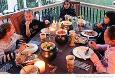 Proper Dining Etiquette for Kids