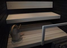 Saunas and Design on Pinterest