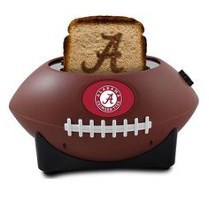 If the thought of sinking your teeth into a homemade Alabama Crimson Tide sandwich doesn't appeal to you, click that back button on your browser, buddy. The ProToast MVP Toaster exists only for the mo