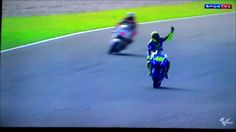 Rossi the best
