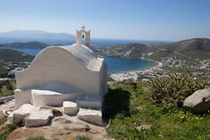 Ios island, Greece - Travel Concept Solution In mid summer for the whole month of July the Greek Island of IOS will be the hub for the global travel community thanks to Luxurios Month Of July, Greece Travel, Storytelling, Mount Rushmore, Ios, Greek, Island, Digital, Beach