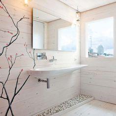 Se engalanan con los revestimientos más novedosos, incorporan elementos de ultradiseño y alta tecnología, recrean paletas cromáticas de máxima actualidad... Los cuartos de baño se han...