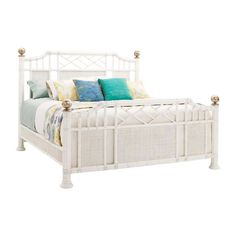 Tommy Bahama Pritchards Bay Panel Bed