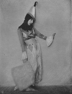 Dancer Hans Joachim von Seewitz, 1926.