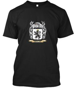 Ciraldo Family Crest   Ciraldo Coat Of A Black T-Shirt Front