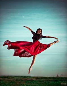 What a beautiful dance !!
