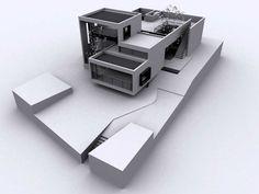 Kallistos Stelios Karalis || LUXURY Connoisseur ||Gassul House in Tivon, Israel by SO Architecture