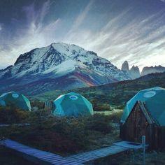 patagonia. ecocamp
