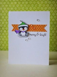 Today Im sharing a card using an image from Stacey Yacula for Purple Onion Designs. Staceys...