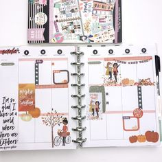 Organize your life with our creative planner pages including budget printables, fitness kits, cleaning schedules, meal planners and calendars. Create 365 Planner, To Do Planner, Mini Happy Planner, Planner Layout, Planner Pages, Planner Stickers, Planner Ideas, Life Planner, Planners