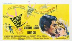 Funny Girl - gonna watch this again very soon....such a great soundtrack and a beautiful love story