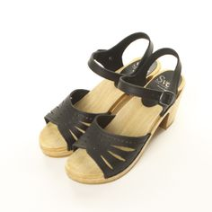 "Lacy Sandal Clog - 3"" High Heel - Sven Style # 136-83 http://www.svensclogs.com/lacy-sandal-clog-3-high-heel-sven-style-136-83.html"