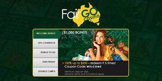 Fair Go Casino Review online | Free 20 Spins No Deposit
