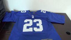 cheap nfl jerseys from china nfl JERSEYS REVIEW  New York Giants 23 Jenn...