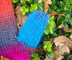 Beschrijving wanten breien. Starters, Fingerless Gloves, Arm Warmers, Mittens, Knitted Hats, Diy Crafts, Knitting, Pattern, Tik Tik