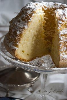 Torta Jolanda di Luca Montersino (senza latticini!!)