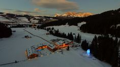 #HOTELS   #SWD  #GREEN2STAY Tirler - Dolomites Living Hotel, Seiser Alm / Alpe di Siusi