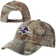 '47 Brand Baltimore Ravens Toddler Basic Team Logo Adjustable Hat - Purple