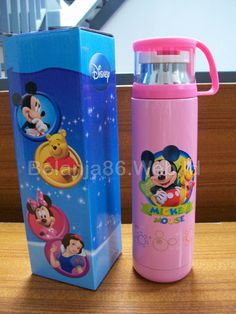Mickey Mouse Club House vacuum flask / Termos 500ml (TG)