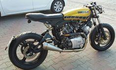 Yamaha tr1 1000 cafe racer