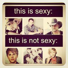 So true! <3 Love me a country boy,  <3