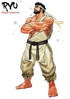 Ryu by mr. Shoryuken